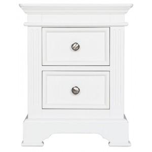 Windsor Elegance French Painted Furniture Bedside Cabinet